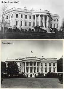 Remodeling A Little White House by President Truman S Rather Controversial White House
