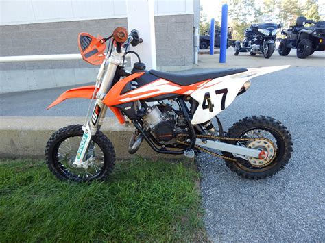 Ktm 50 Sxs used 2016 ktm 50 sxs motorcycles in concord nh