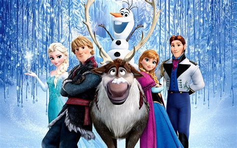film frozen cartoon frozen 2013 animated movie wallpapers 1920x1200 1273402