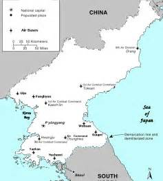 map of air bases in air bases korea
