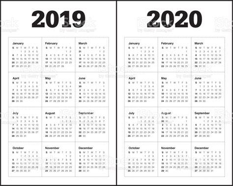 year   calendar vector design template stock illustration  image  istock