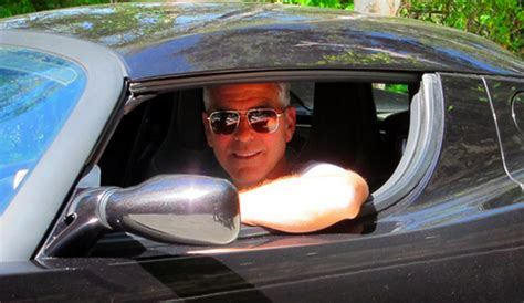 George Clooney To Drive Smart Car by And Their Green Cars Cars