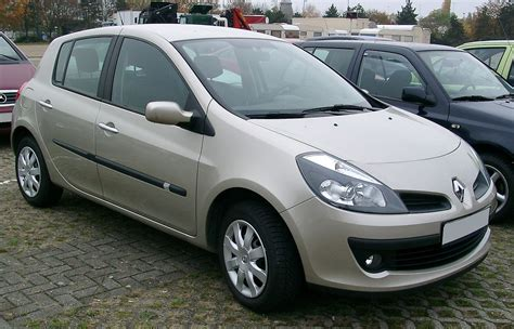 Renault Clio 3 by Renault Clio Iii Wikip 233 Dia
