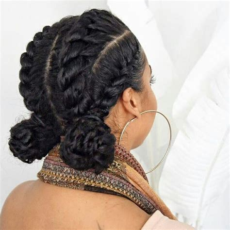 25 best ideas about protective hairstyles on