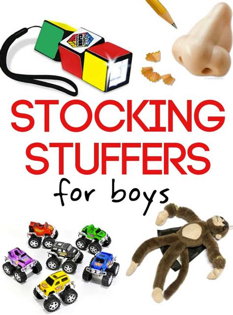 stuffers for gift guide stuffers for boys