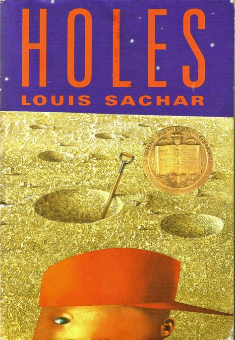 The Jag Review Holes By Louis Sachar