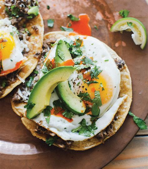 highest recipes on the web ranchero breakfast tostadas recipe on we recipes