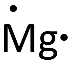 lewis dot diagram for magnesium how to create the lewis dot structure for magnesium quora