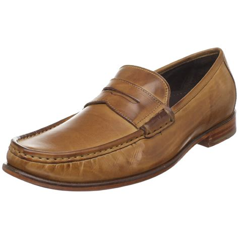 cole haan mens loafers cole haan mens air aiden moc loafer in brown for