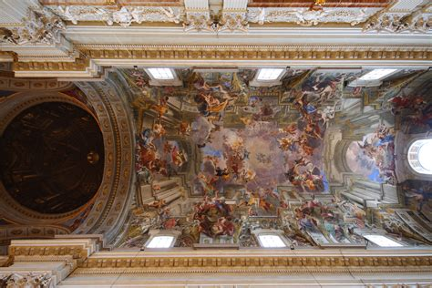 Who Began The Tradition Of Illusionistic Ceiling Painting by S Appreciation Appreciation
