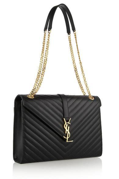 Designer Handbag Sale Net A Porter laurent monogramme large quilted leather shoulder