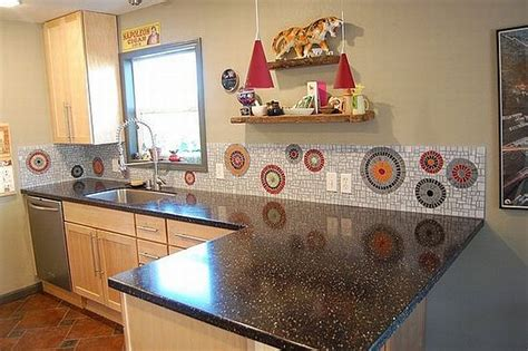Kitchen Mosaic by 16 Wonderful Mosaic Kitchen Backsplashes