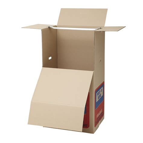 wardrobe cardboard box port a robe box wardrobe box clothing box
