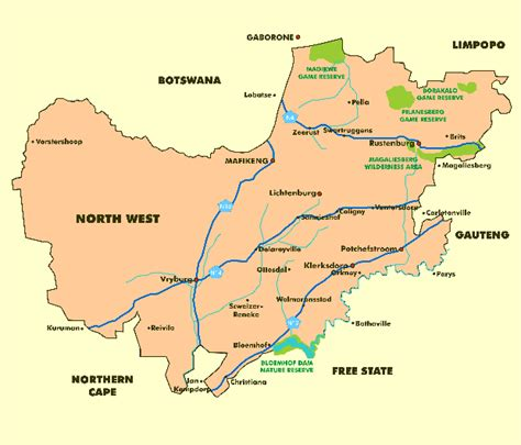 Mba West South Africa lodges and hotels in northwest province south africa