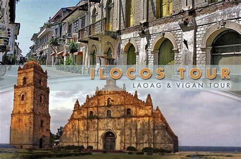 laoag vigan  promo ilocos norte tourism