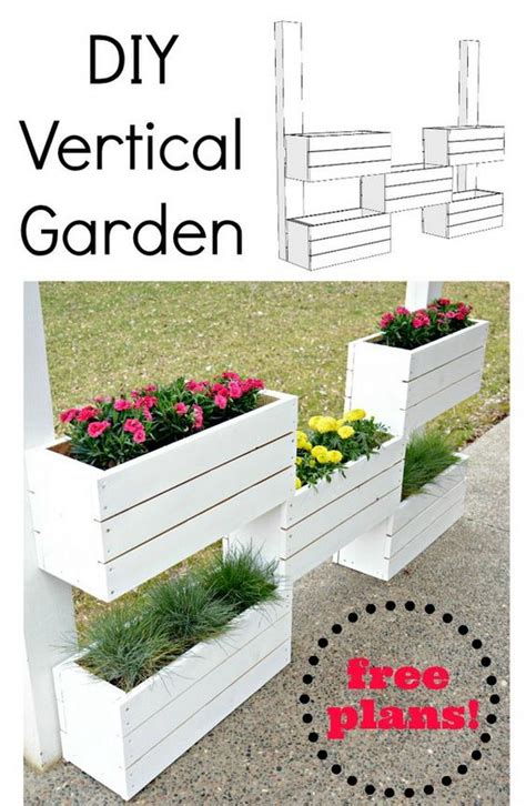 Polanter Vertical Gardening System 16 Creative Ways To Plant A Vertical Garden Site For