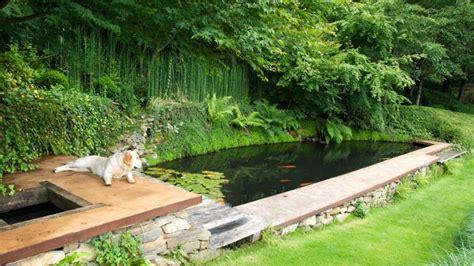 estanque jardin jard 237 n con estanque parte 2 decogarden