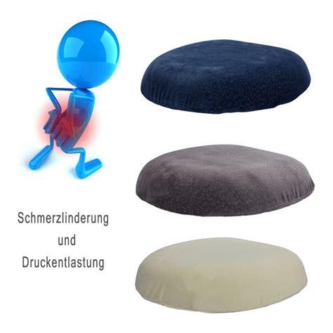 cuscino emorroidi salosan ortopedica anello sedile cuscini seduta per il
