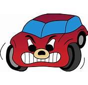Car Red Angry  /cartoon/assorted/more Cartoons/car