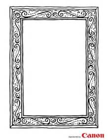54 Best Images About Page Borders I Like On Pinterest Set Of Cover Pages And Old Paper Photo Frame Template