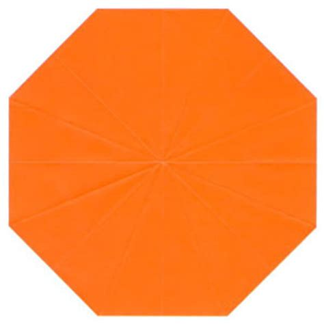 How To Make A Paper Octagon - a regular octagon