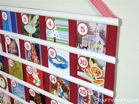 cute diy projects using old christmas cards simplemost