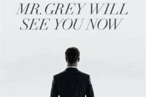 fifty shades of grey movie yahoo answers fifty shades of grey poster mr grey will see you now