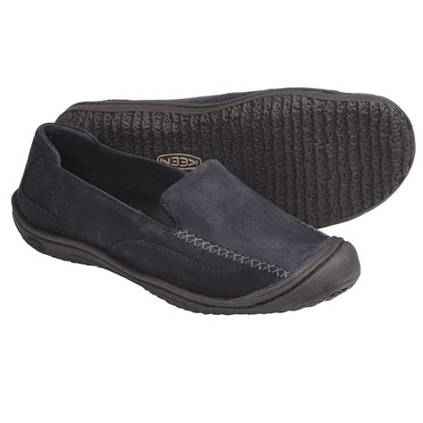 keen loafers keen golden loafer shoes leather slip ons for
