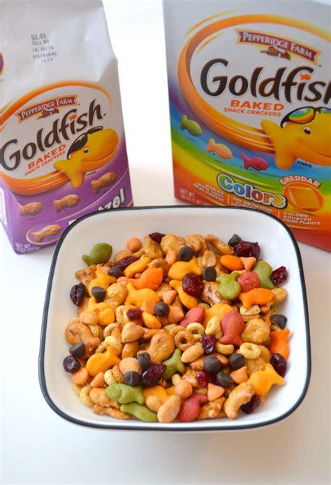 Granola Creations Original Mix 1kg Creation tasty trail mix with goldfish crackers latta creations