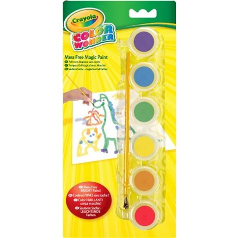 geekshive crayola color gel paint palette refills classic baby toddler toys baby