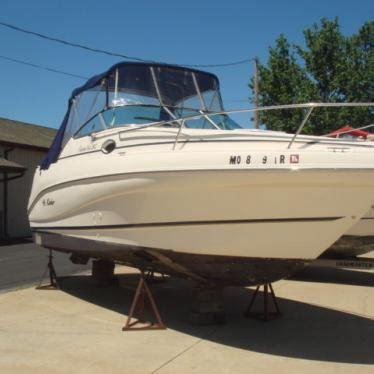 public boat r sandusky ohio rinker 242 fiesta vee 2001 for sale for 1 000 boats