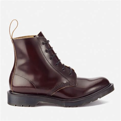 Dr Martens Made In dr martens s made in arthur leather 6 eye
