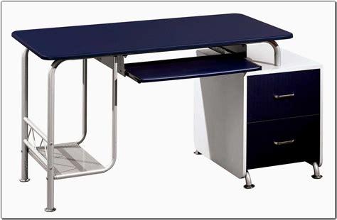 Corner Metal Desk Steel Computer Corner Desk