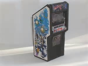 retro asteroids deluxe custom scale arcade model