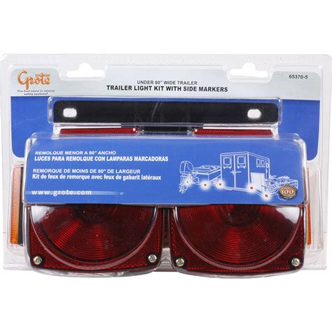 trailer marker lights walmart 65370 5 trailer lighting kit w clearance marker lights
