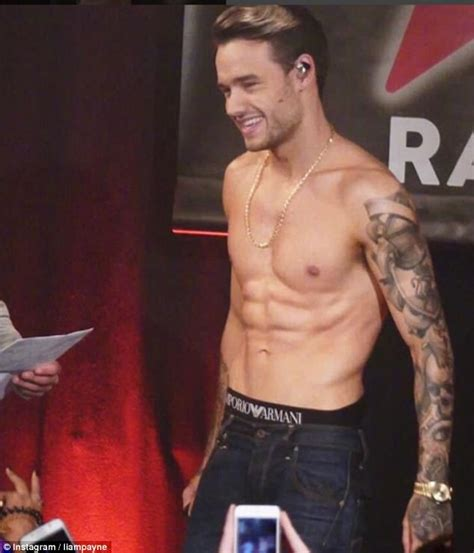 pics liam payne s new tattoos peep his new ink liam payne goes shirtless for steamy performance in paris