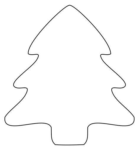 Clip Tree Outline by Tree Clip Outline Cliparts Co