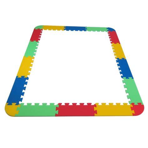 tappeti puzzle bordo per maxi 12 16 mm