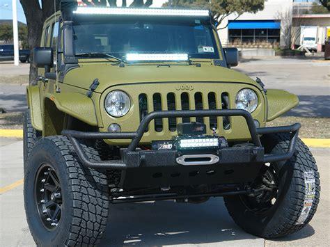 rescue green jeep rubicon 14 jeep wrangler rescue green pdm conversions