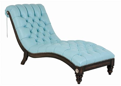 royal blue chaise lounge cushions light blue chaise skyline furniture tufted