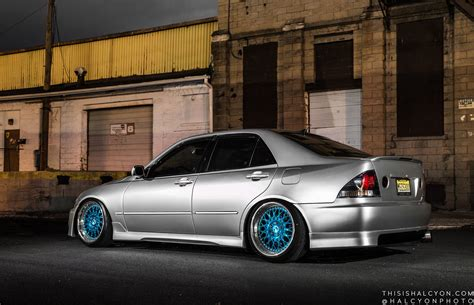 stanced lexus is300 100 stanced lexus is300 white low n slow lexus