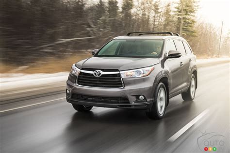 Toyota 2015 Limited 2015 Toyota Highlander Limited Review Ens Toyota