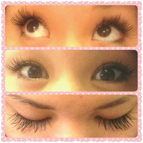 eye lash extension for old asian women my asian friend got her lashes done make them long