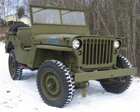 Willys Mb Jeep Willys Mb Jeep Ohiowins