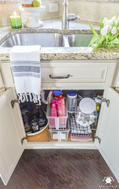 kitchen sink organization 25 best ideas about kitchen sink organization on