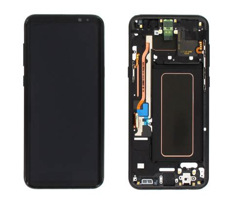 Lcd Samsung S8 samsung g955f galaxy s8 plus lcd display module midnight