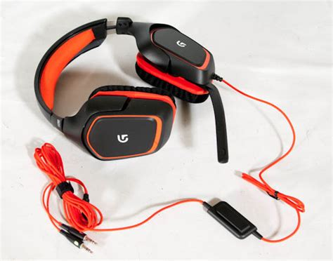 Headset G230 capsule gaming headset roundup entries from logitech steelseries and razer