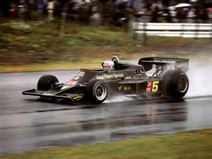 Lotus F Lotus F1 Ford Cosworth V8 77 1976