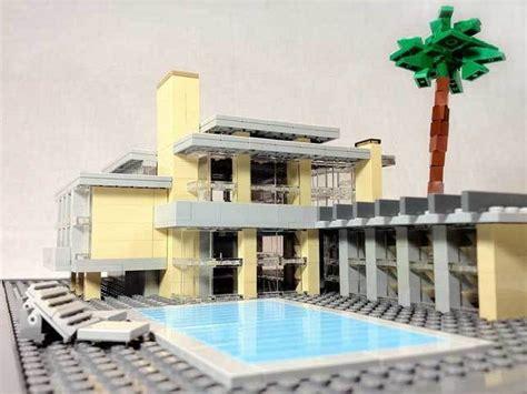 10 supercool socal modern lego houses curbed la
