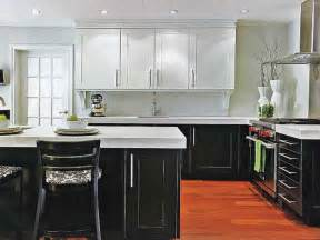 Two Color Kitchen Cabinet Ideas Kitchen Two Tone Kitchen Cabinets Painting Kitchen